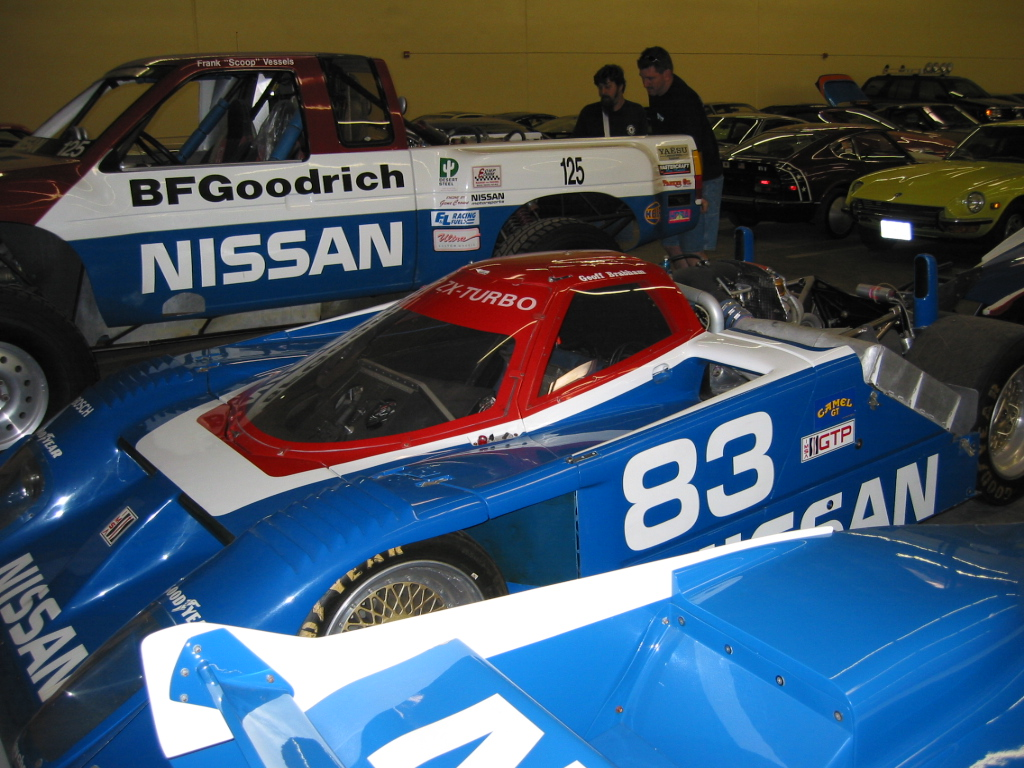 The almighty IMSA GTP car