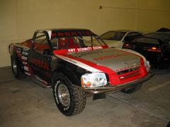 Wicked Desert Racing Truck