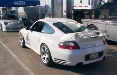 GT2 911 Turbo- 1st in Limited FR Class