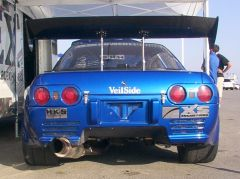 XS R32 Rear