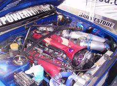 XS R32 Engine