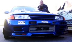 XS R32 Front End