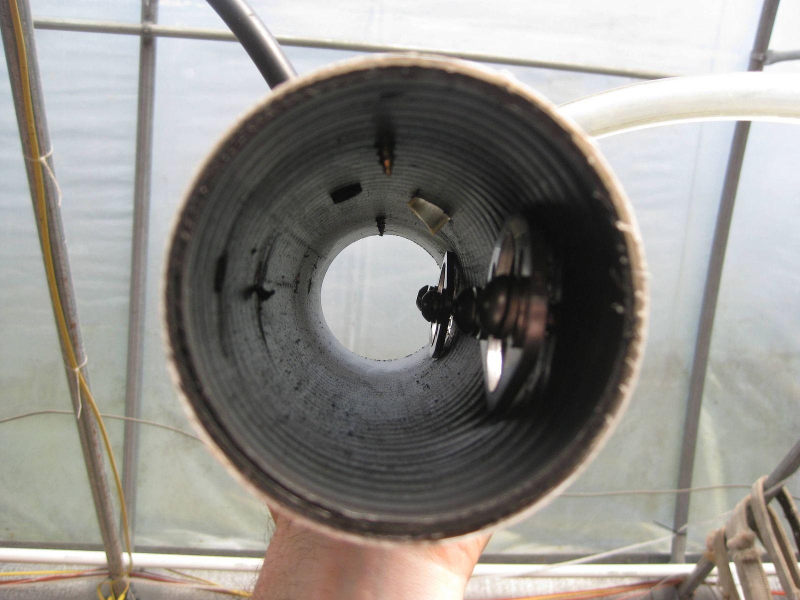 Penultimate SU Air filter, Inside Look