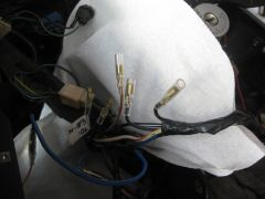 Harness Tie-in for Push button starter