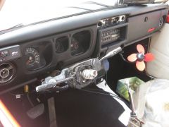 Finger-tip Lighting and Wiper Controls