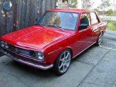 Sedan Front Side
