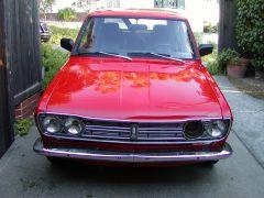 Sedan Front