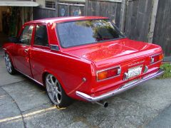 Sedan Rear Side