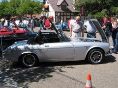 Solvang Roadster Show