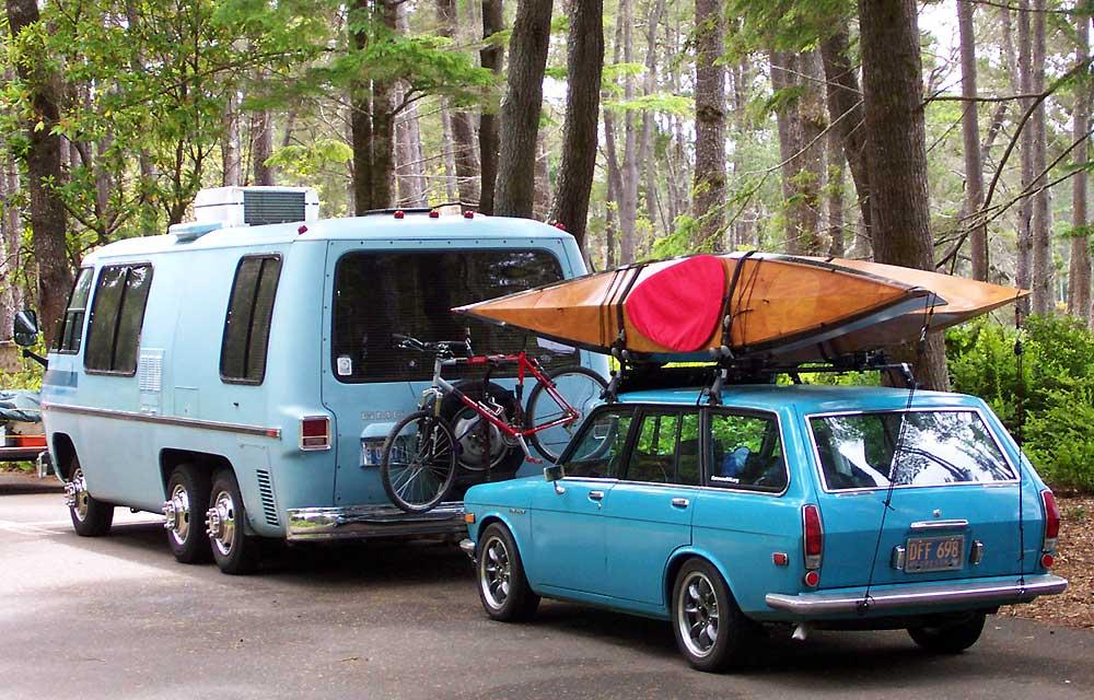 '71 Wagon - Purchased June '06