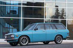 '71 Wagon w/SR20