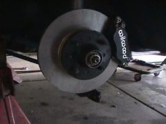 Wilwood front brake pic 1