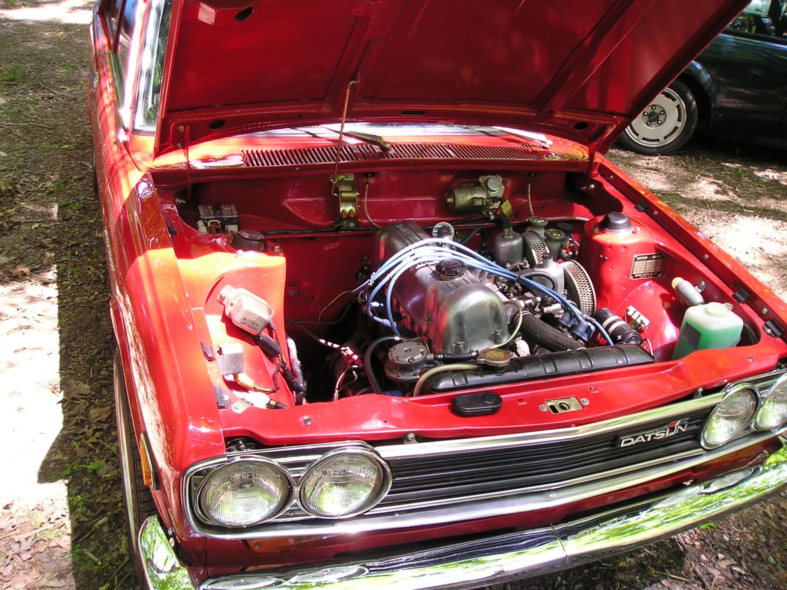 Sam's super clean engine