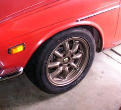 Watanabe Wheels