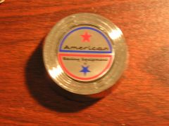 Set of 4 NOS Am. Racing Libre Center Caps