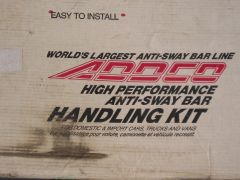 NOS Addco Front Sway Bar New in the Box