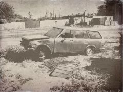 Yee Olde Wagon