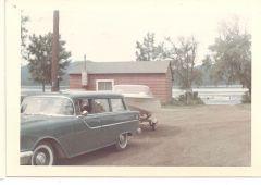 '55 Pontiac Wagon