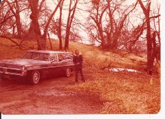 '67 Pontiac Catalina Wagon