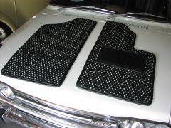 Coco floor mats