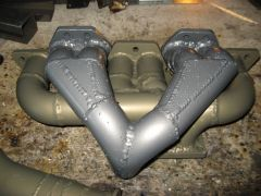 Coated Manifolds