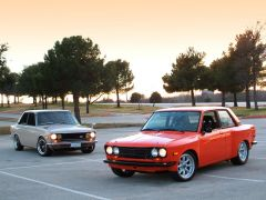 Photo with my friend Cam's 510