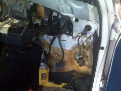 RHD pedals