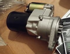 Gear reduction starter