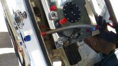 Tank vent line