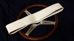 Wheelskins leather wrap