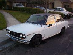 1969 Datsun 510 SSS