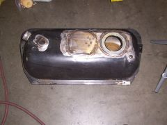 Modified 510 fuel tank.