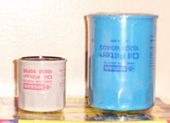 S15 SR20DE filter vs. standard L series filter