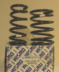PL510 Factory Race Springs.