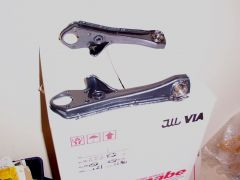 DP Racing 510 Front Control Arms