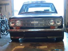 1968 Grille