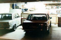 510s in garage