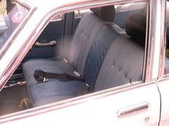 Jdm Bluebird 4 dr. bench seat