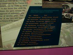 Datsun 510 Racing Success