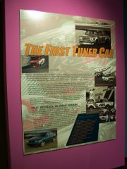 "Datsun 510, the first ""Tuner Car""."