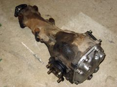R160 4.375:1 Differential