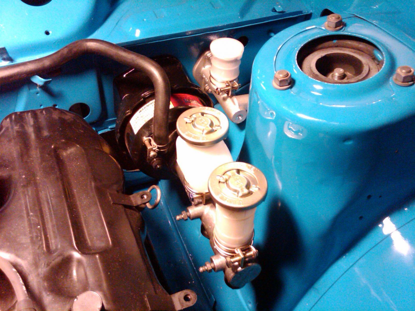 ZX Brake Master Cylinder