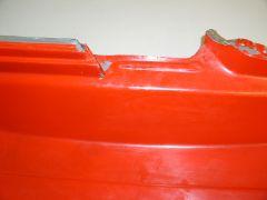 Full Length Box Flare Molds, C Pillar and 1/4 Window Flange