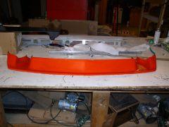 BRE Spook - Orange Line Prototype