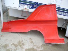 B13 Sentra- Full LR Quarterpanel Mold