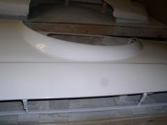 BRE Flare and Quarter panel, Looking from top down