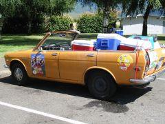 Ice Cream Wagon
