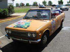 Ice Cream Wagon Front
