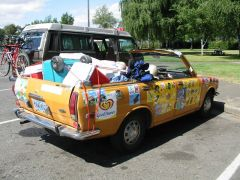 Ice Cream Wagon Pass side