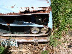Rusty 510 Hood